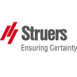 Struers logo, 250x250