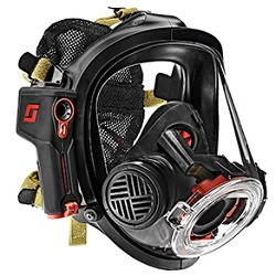 Scott Sight - In-Mask Thermal Intelligence System for Firefighters